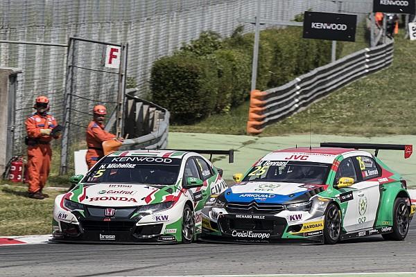 WTCC Bennani, Bjork receive penalties for Monza incidents