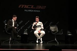 """F1 Entrevista Alonso: """"Estoy comprometido al cien por cien para ganar"""""""