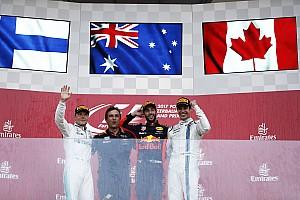 F1 Artículo especial Los destacados del Gran Premio de Azerbaiyán 2017 en Bakú