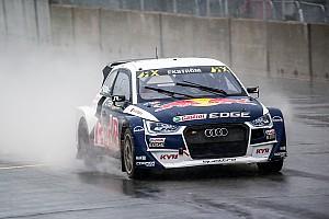 World Rallycross Résumé de course Les Audi défient les Polo, Loeb remonte