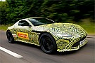 F1 Vídeo: Max Verstappen probó el nuevo Aston Martin Vantage