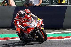 MotoGP Репортаж з гонки Гран Прі Австрії: Довіціозо здобув блискучу перемогу над Маркесом