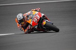 MotoGP Noticias Márquez sorprendido por el ritmo del viernes en Austria