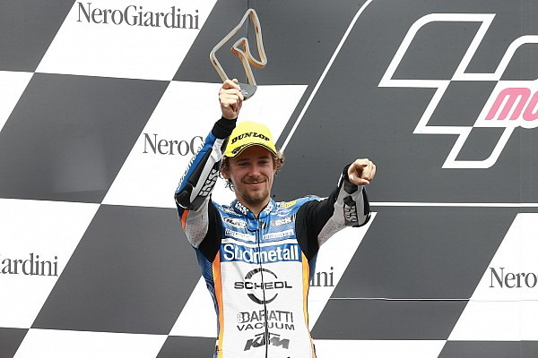 Moto3: Philipp Öttl mit 2. Platz beim Österreich-GP in Spielberg