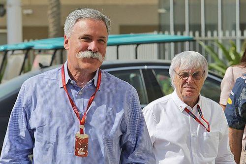 Liberty Media completes F1 acquisition, clarifies Ecclestone role