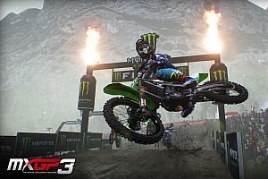 Virtual Breaking news MXGP3 siap dirilis tahun ini
