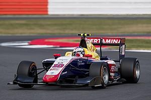 GP3 Reporte de la carrera Primera victoria de Giuliano Alesi en la GP3