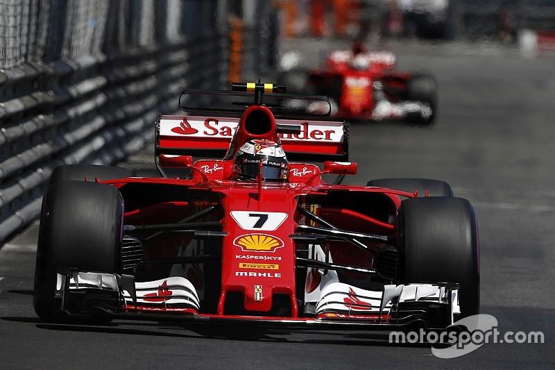 """Räikkönen : Ferrari """"doit avoir ses raisons"""""""