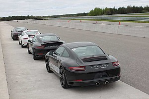 Automotive Breaking news Safety collides with fun at Porsche Sport Driving School Canada