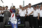 IndyCar 【インディ500】ホンダ「佐藤琢磨と歩み続けてきたことを誇りに思う」