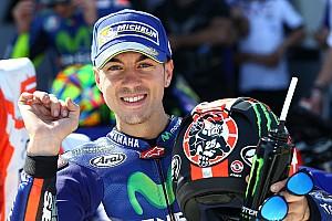 MotoGP Interview Viñales ne pense pas au long terme, concentré sur aujourd'hui et 2018