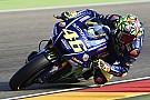 MotoGP Aragon: Rossi stolz auf Platz 5 - Lob von Marquez und Co.
