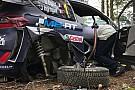 WRC Accident coûteux pour Ogier