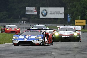 """Ford: """"Unbelievable"""" lack of cautions ruined Lime Rock strategy"""