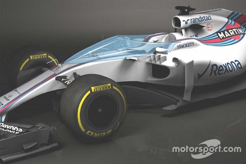 "【F1】コックピット保護システム""シールド""、英国GPで初テスト"
