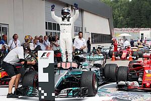 F1 Noticias de última hora Tras resistir, Bottas fue elegido mejor piloto de la carrera de Austria