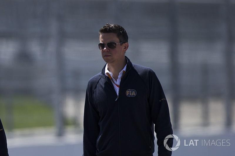 Глава технического департамента FIA объявил об уходе