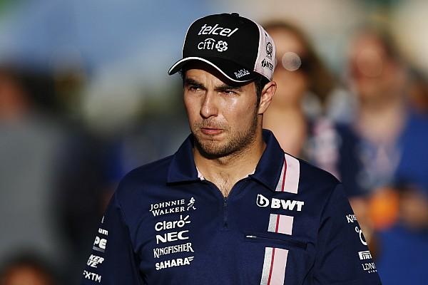 Formula 1 Perez, Malezya GP'sinde yarışamamaktan korkmuş