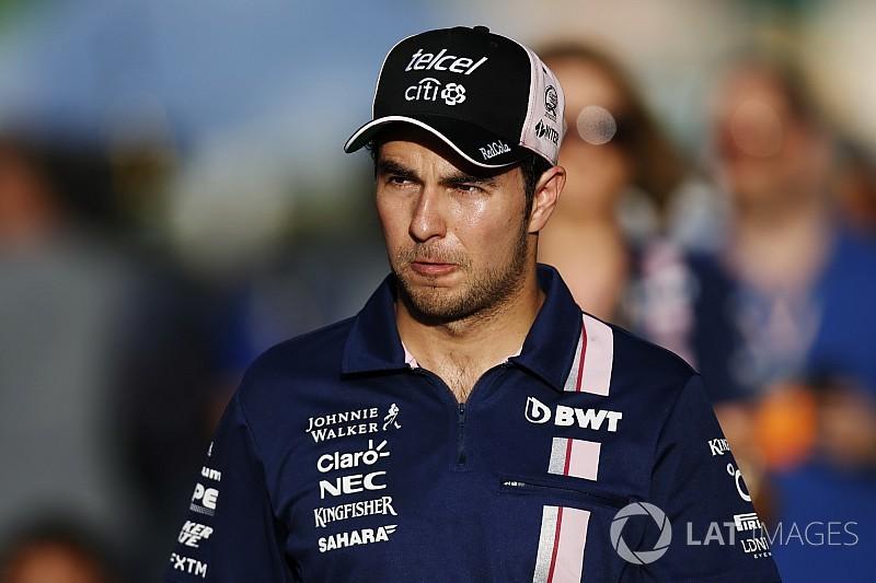 Pérez diz que achou que virose o tiraria de GP da Malásia