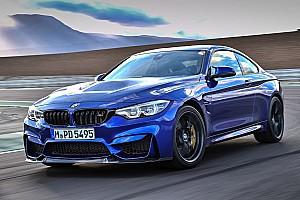 Automotive News Bildergalerie: BMW M4 CS