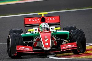 Формула V8 3.5 Отчет о гонке Селис выиграл первую гонку в Спа, Оруджев финишировал третьим