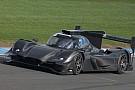 IMSA Foto's: Team Joest doet shakedown met Mazda RT24-P op Donington