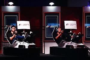 Симрейсинг Прямой эфир Финал F1 eSports: прямой эфир