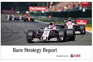 Formula 1 Special feature Race strategy report: James Allen's Belgian GP analysis