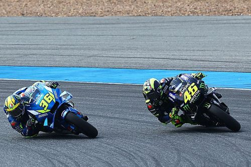 Suzuki approach for Rossi via Facebook led to Brivio joining