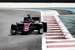Tes F2 Abu Dhabi: Correa ungguli Schumacher, Gelael P14