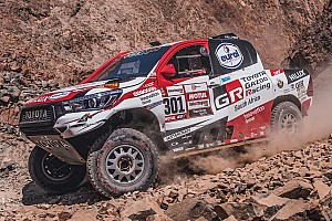 Dakar, ecco come BFGoodrich ha giocato un ruolo fondamentale nella vittoria di Toyota