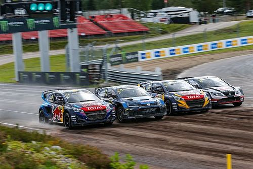 World Rallycross releases revised 2021 schedule