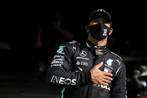 Hamilton ismét felszólalt egy motorsportbeli probléma ellen