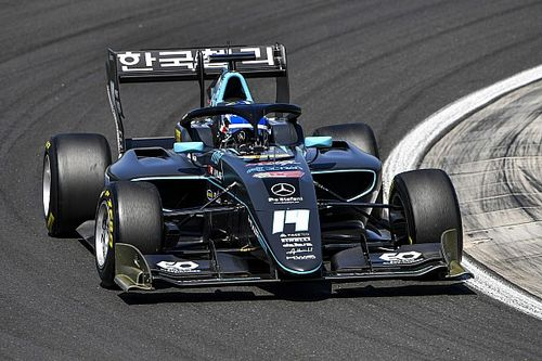 Hungary F3: Nannini takes maiden win after battling Fittipaldi