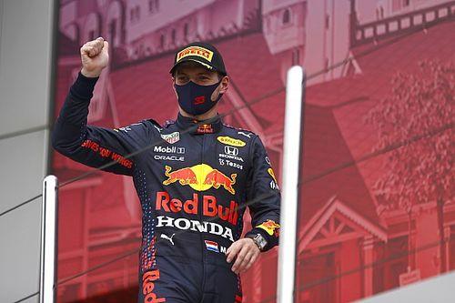 "Verstappen: ""Fuimos buenos en tomar la decisión correcta"""