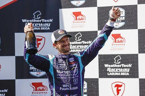 """Grosjean : """"Quatre tours de plus m'auraient donné la victoire"""""""