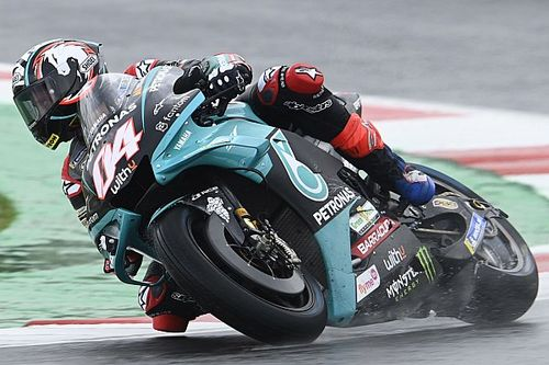 "Dovizioso: Yamaha MotoGP bike felt ""very strange"" in Misano practice"