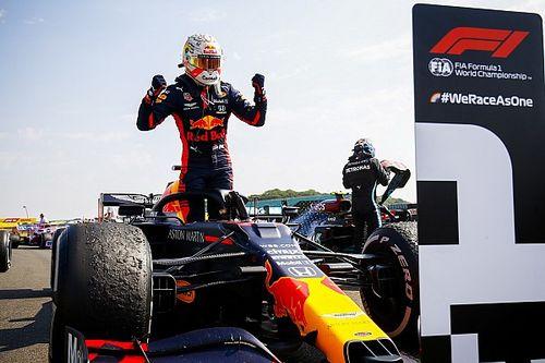 """Verstappen: """"W11 in crisi di gomme, dovevo provarci per forza"""""""