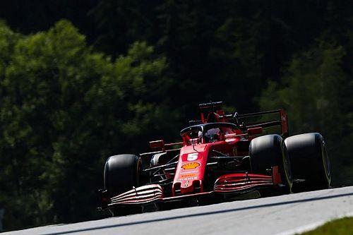 Vettel, Ferrari'nin yeni güncellemeleriyle çok daha iyi hissediyor