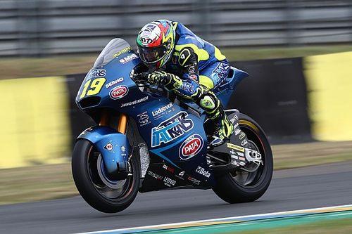 Dalla Porta Didiskualifikasi dari Moto2 Prancis