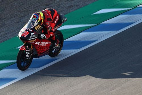Moto3フランス初日:ロドリゴが初日総合首位に立つ。日本勢は山中琉聖が最上位8番手