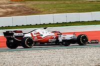 Alfa Romeo, yeni C41'i ilk kes piste çıkardı!