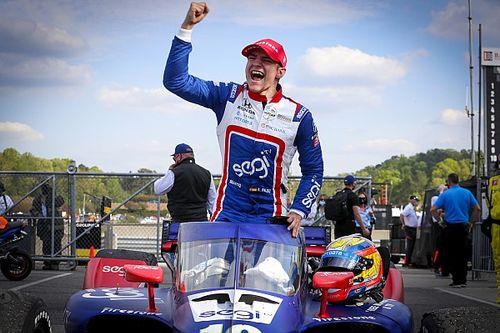 Hasil IndyCar GP Alabama: Palou Menang, Grosjean P10