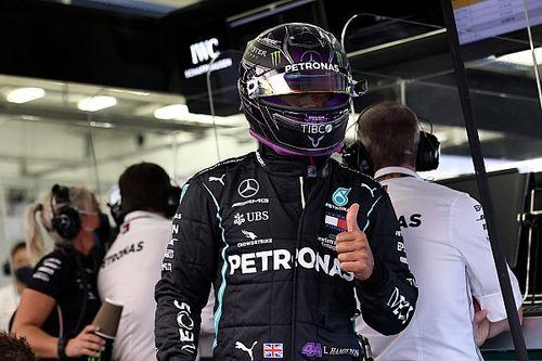 Beweging in onderhandelingen tussen Mercedes en Hamilton?