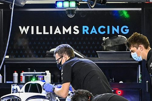 Williams reveals launch date for 2021 F1 car