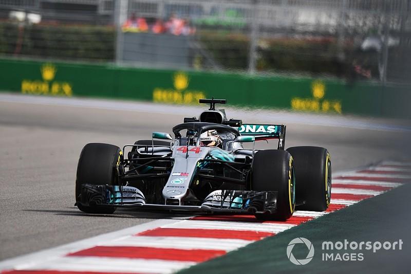 Sochi, Libere 2: le Mercedes fanno il vuoto e Vettel è a mezzo secondo!