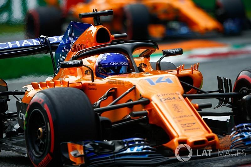 Alonso, sürpriz 13.lükten memnun