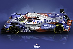 Le Mans Breaking news Vaillante Rebellion perlihatkan livery Le Mans 24 Jam
