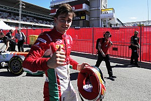 فورمولا 2 تقرير السباق لوكلير يستفيد من سيارة الأمان ليفوز بسباق برشلونة الأوّل في الفورمولا 2