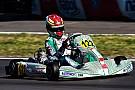 Kart Vidales y Hiltbrand, bien posicionados para la final en el Circuito Fernando Alonso